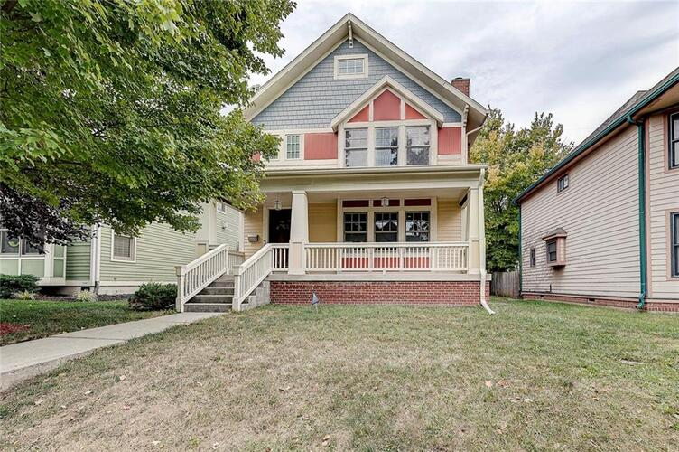 1903 N New Jersey Street Indianapolis, IN 46202 | MLS 21743211