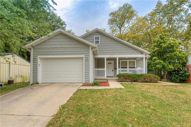 4002  Downes Drive Indianapolis, IN 46235   MLS 21743239