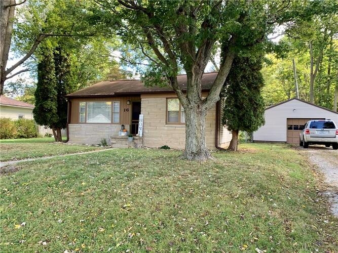 16  Park Forest Drive Crawfordsville, IN 47933 | MLS 21743262