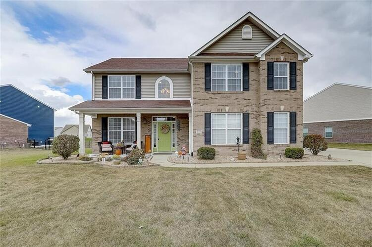 235  Blue Lace Drive Whiteland, IN 46184 | MLS 21743412
