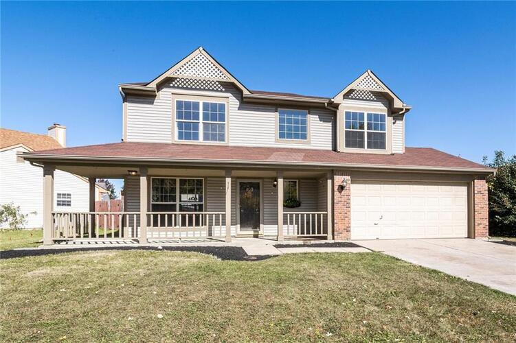 1934  Harvest Meadows Drive Westfield, IN 46074 | MLS 21743696
