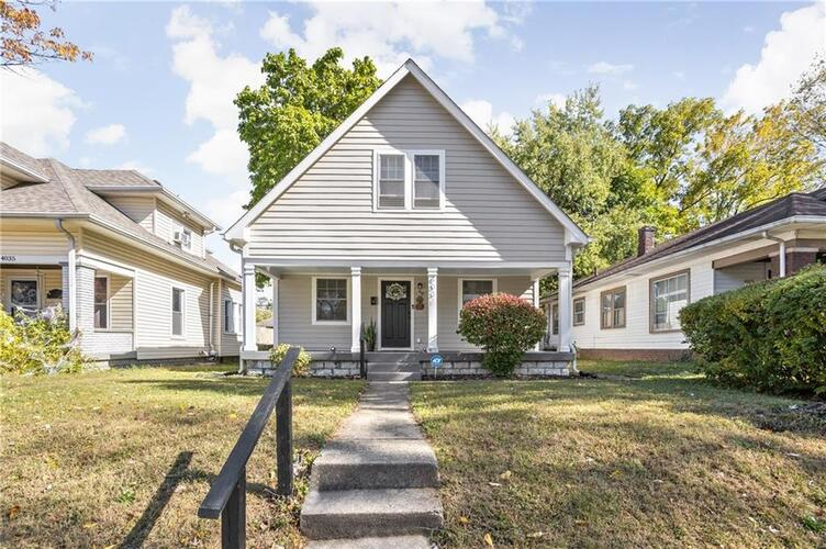 4031  Rookwood Avenue Indianapolis, IN 46208 | MLS 21744347