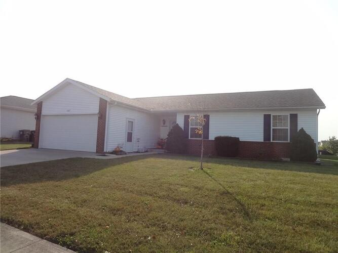 1667 W Freedom Street Greensburg, IN 47240 | MLS 21744409