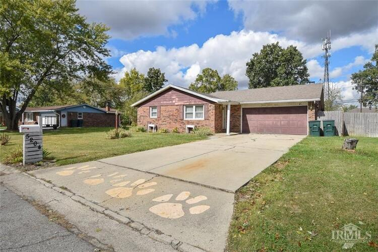 5204 W WEDGEWOOD Lane Muncie, IN 47304 | MLS 21744467