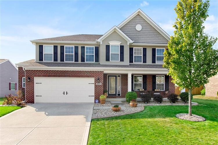 8717  New Heritage Drive Indianapolis, IN 46239   MLS 21744818