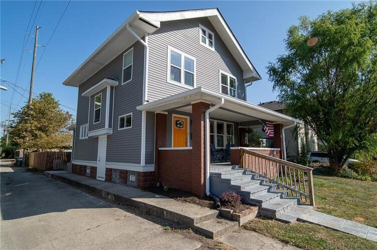 614 E 33RD Street Indianapolis, IN 46205 | MLS 21744862