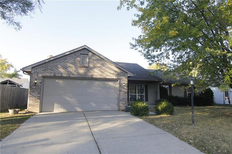 8344  Country Ridge Drive Indianapolis, IN 46234 | MLS 21744927