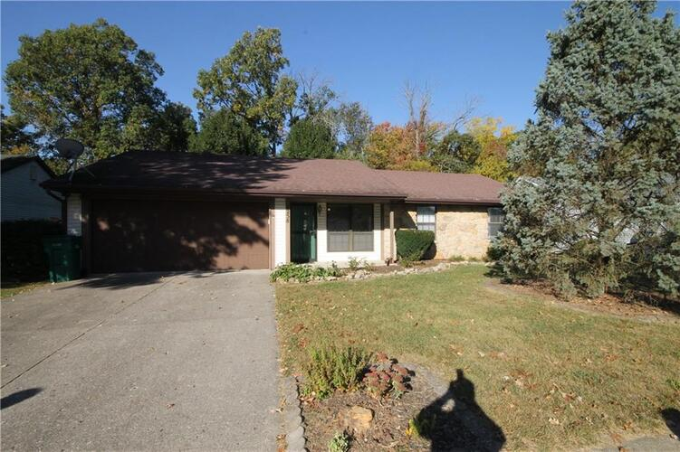 4258  Eagle Bay West Drive Indianapolis, IN 46254 | MLS 21745080
