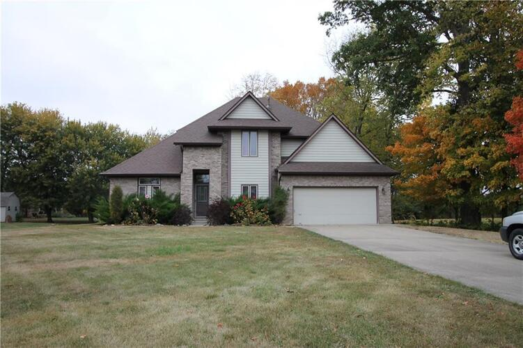3518 S Southway Drive New Palestine, IN 46163 | MLS 21745333