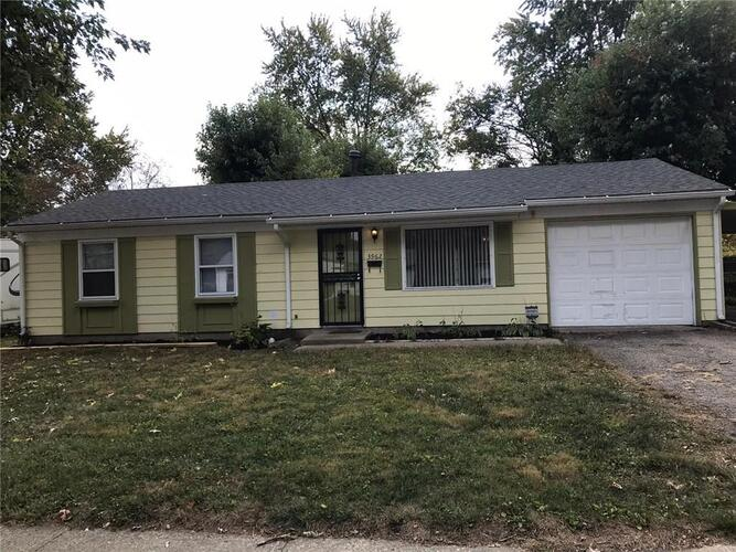 3962  Bennett Drive Indianapolis, IN 46254 | MLS 21745354