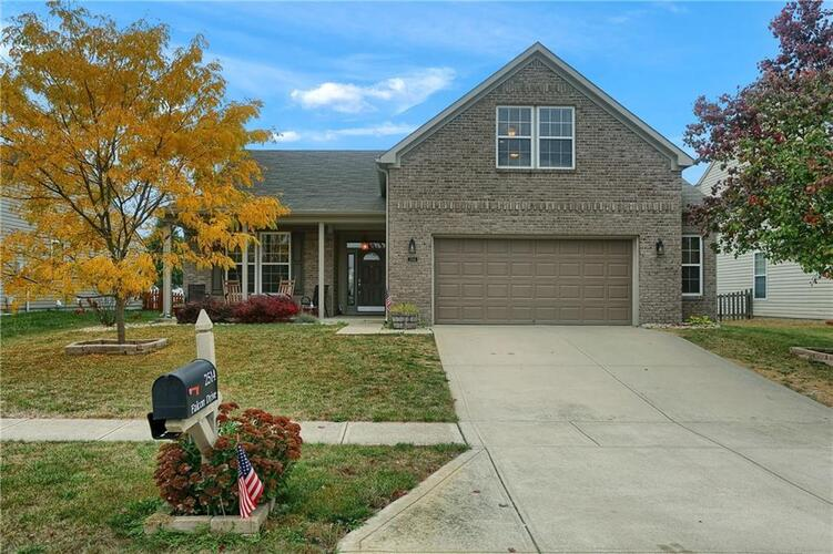 2514  Falcon Drive Greenwood, IN 46143 | MLS 21745390