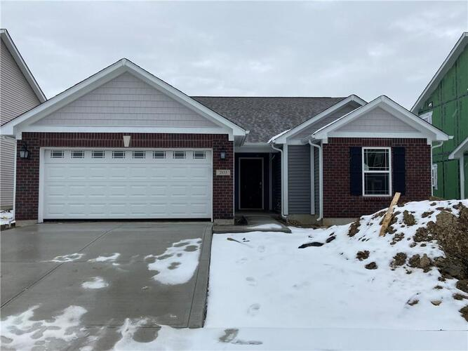 2833  Pointe Harbour Drive Indianapolis, IN 46229 | MLS 21745533