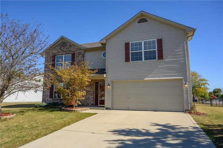 5437  Kidwell Court Indianapolis, IN 46239   MLS 21745754