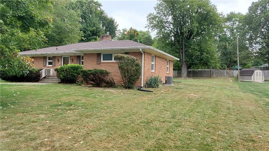 6605  Twin Brooks Drive Indianapolis, IN 46227 | MLS 21745811