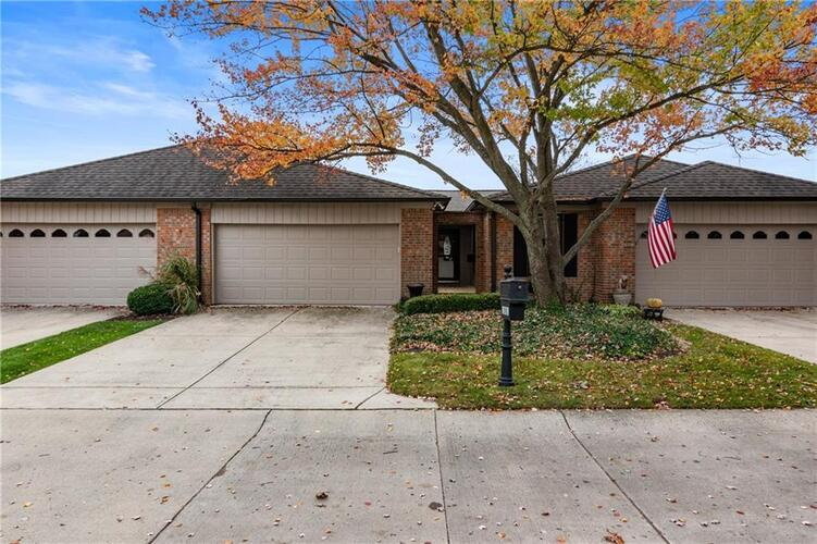 1061  Millwood Court Indianapolis, IN 46260 | MLS 21745920