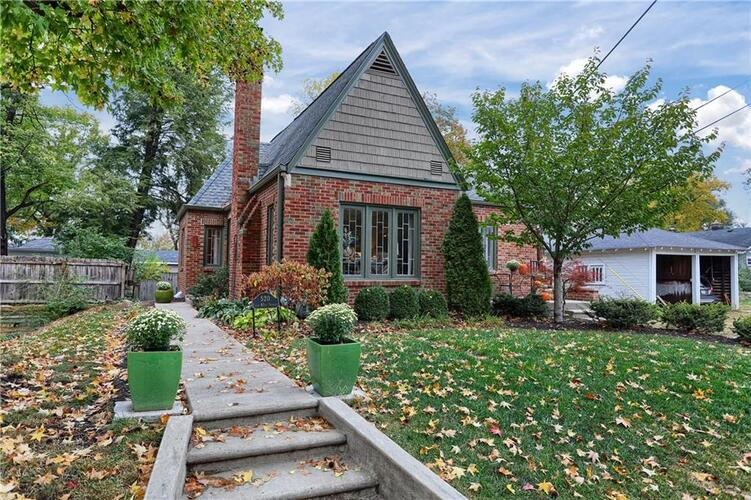 520 E 61st Street Indianapolis, IN 46220 | MLS 21745928