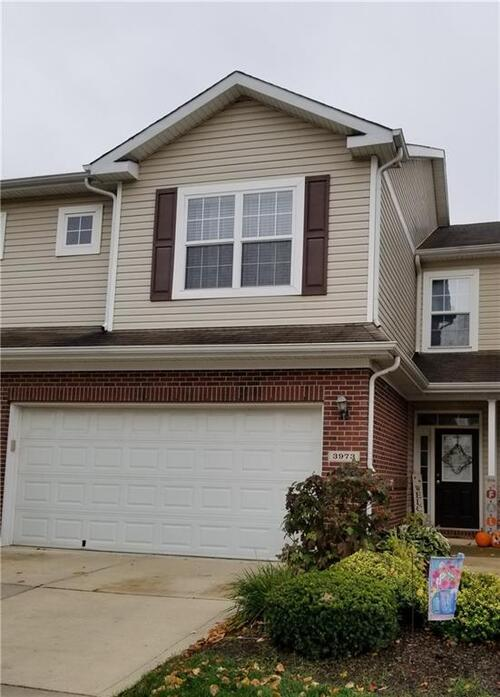 3973  Much Marcle Drive Zionsville, IN 46077 | MLS 21745946