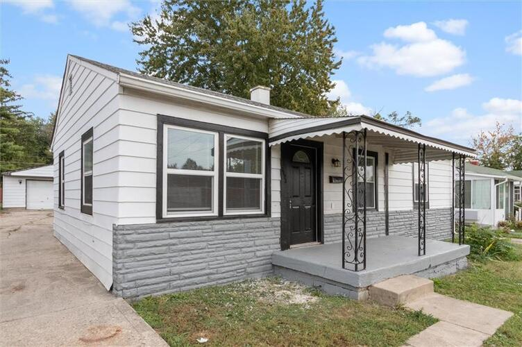 3425 N Emerson Avenue Indianapolis, IN 46218 | MLS 21745973
