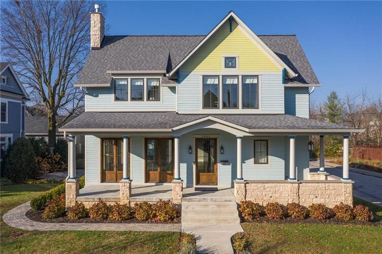 2062 N New Jersey Street Indianapolis, IN 46202 | MLS 21746052