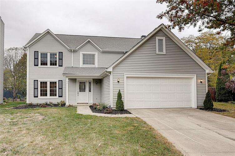 8564  Woodstone Court Indianapolis, IN 46256 | MLS 21746127