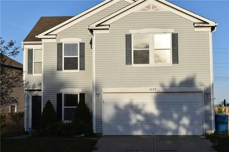 4029  Congaree Drive Indianapolis, IN 46235 | MLS 21746189