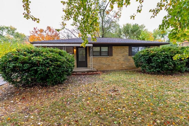 1207  THORNDALE Street Indianapolis, IN 46214 | MLS 21746737