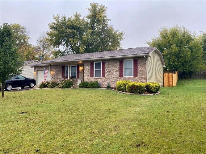 2111 N BRANDT Drive Greensburg, IN 47240 | MLS 21746834