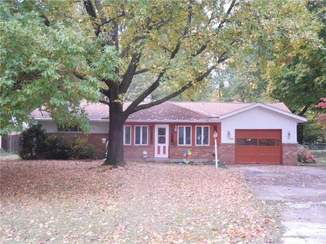 6649 W 14th Street Indianapolis, IN 46214 | MLS 21746871