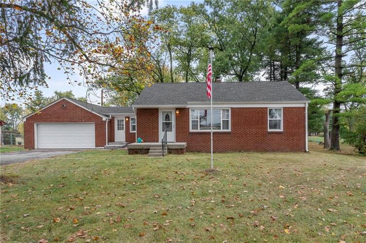 2289 S County Road 1050  Indianapolis, IN 46231 | MLS 21747030