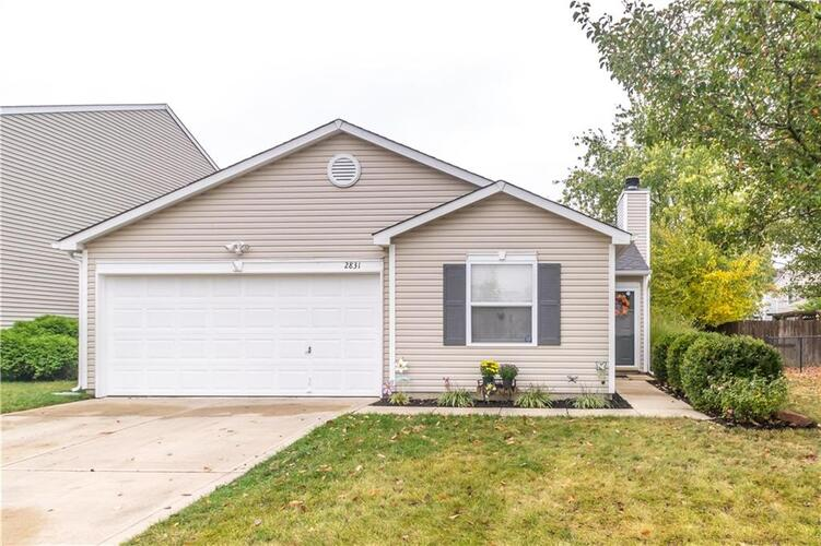 2831  Everbloom Place Indianapolis, IN 46217 | MLS 21747180