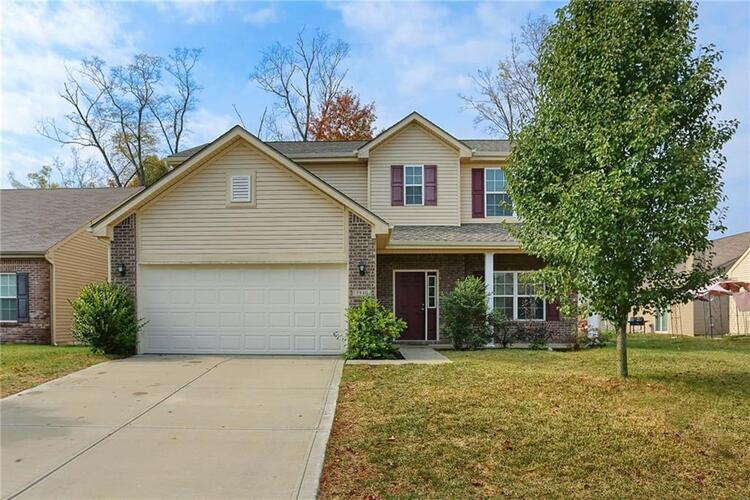 3840  Beaconsfield Lane Indianapolis, IN 46228 | MLS 21748273