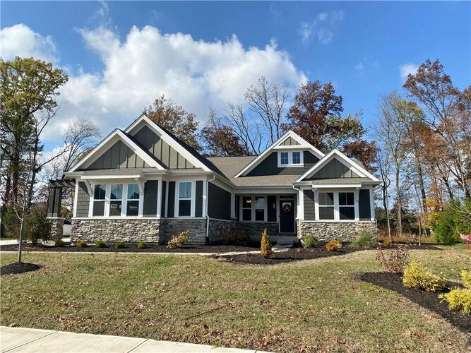 12538  Coastal Place Fishers, IN 46037 | MLS 21748321