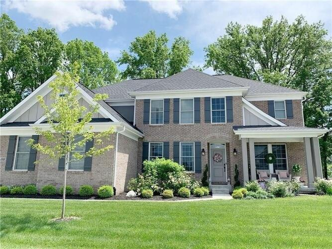 14585  Crystal Rock Court Fishers, IN 46037 | MLS 21748352