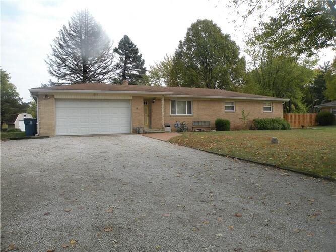 215  Heather Drive Indianapolis, IN 46214 | MLS 21748365