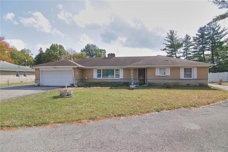 4315 E 42nd Street Indianapolis, IN 46226   MLS 21748391