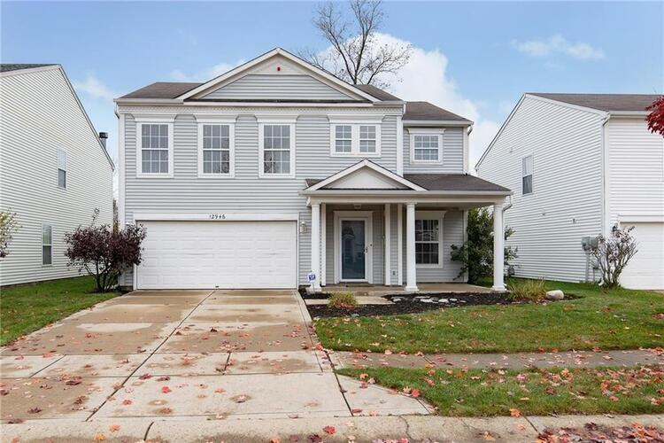12946  Old Glory Drive Fishers, IN 46037 | MLS 21748412