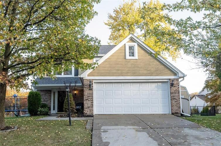8938  Tanner Drive Fishers, IN 46038 | MLS 21748433