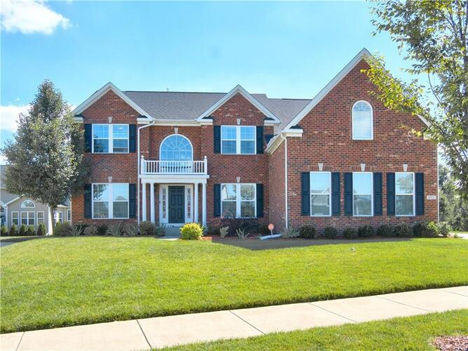 4513  Cool Springs Court Zionsville, IN 46077 | MLS 21748455