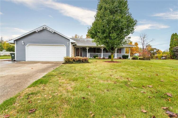 3556 N Mohr Road Greenfield, IN 46140 | MLS 21748462