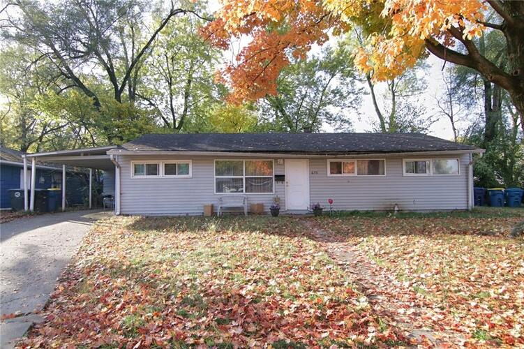 6731 E 52nd Street Indianapolis, IN 46226 | MLS 21748639
