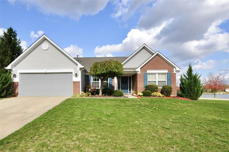 5504  Gainesway Drive Greenwood, IN 46142   MLS 21748837