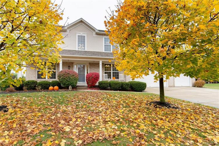11818  Kittery Drive Fishers, IN 46037 | MLS 21749154