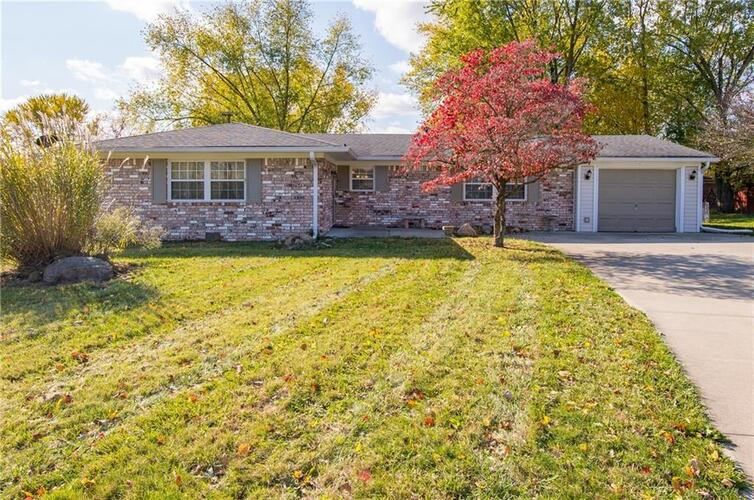 12225  Dunbar Court Indianapolis, IN 46229 | MLS 21750080