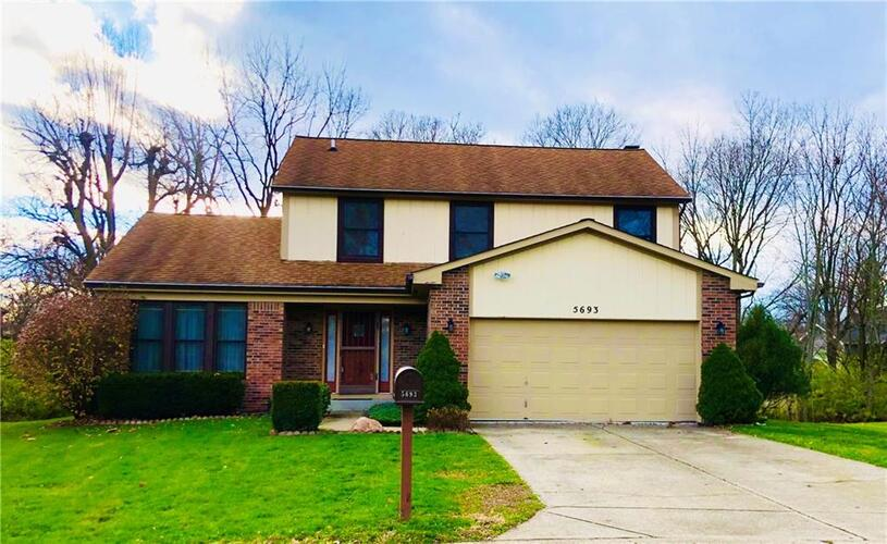 5693  Federalist Court Indianapolis, IN 46254 | MLS 21750132