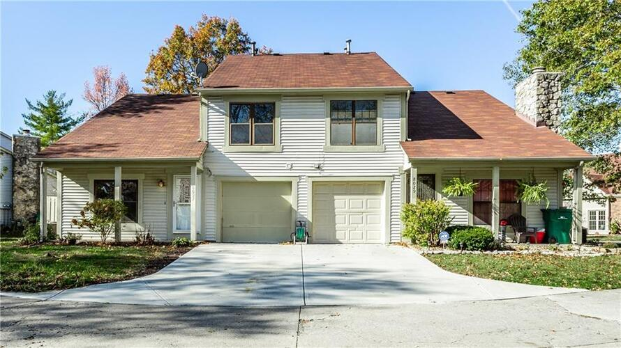 8027  Valley Farms Court Indianapolis, IN 46214 | MLS 21750490