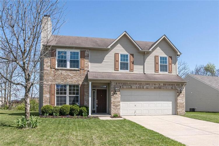 1693  Copeland Farms Drive Greenfield, IN 46140 | MLS 21750634