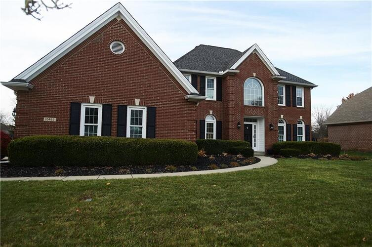 10465  Woods Edge Drive Fishers, IN 46037 | MLS 21750736