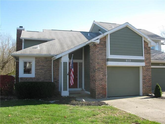 8113  Talliho Drive Indianapolis, IN 46256 | MLS 21751267