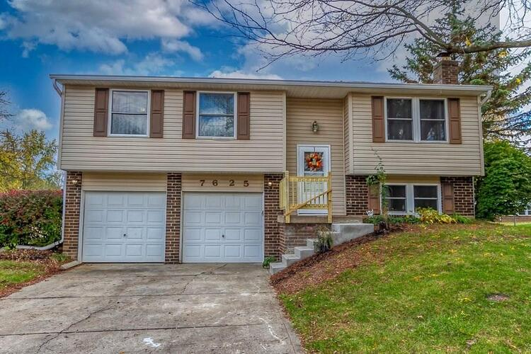 7625  Snowflake Drive Indianapolis, IN 46227 | MLS 21751440