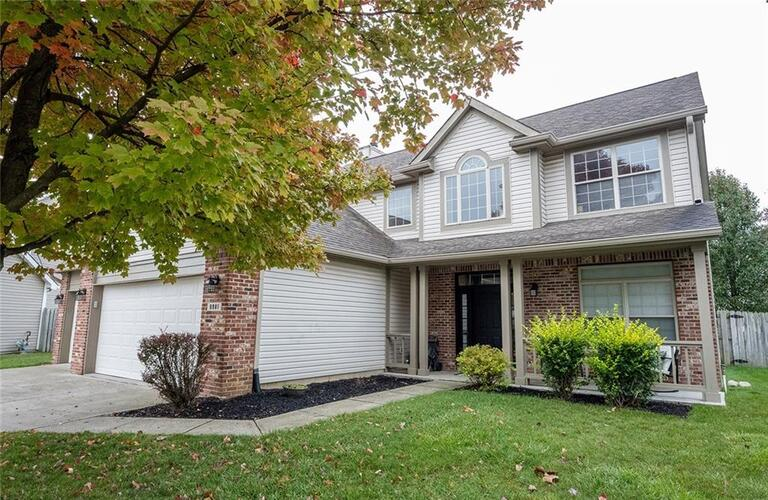 8981  Max Court Fishers, IN 46037 | MLS 21751731